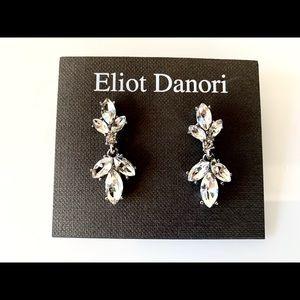 Eliot Danori Linear Drop Earrings